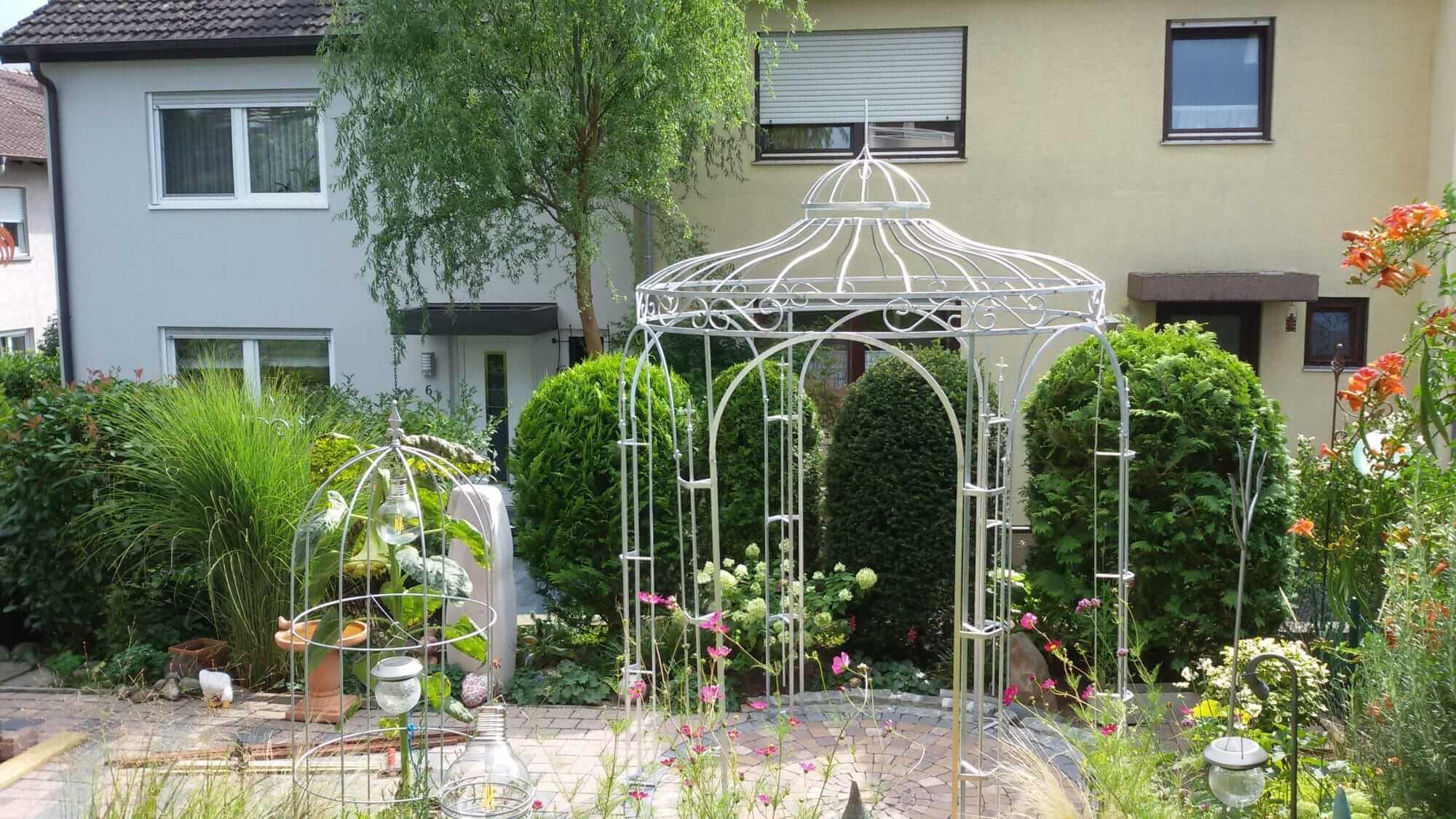 Gartenpavillon Siena