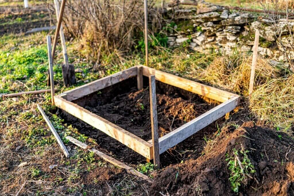 Frühbeet selbst bauen